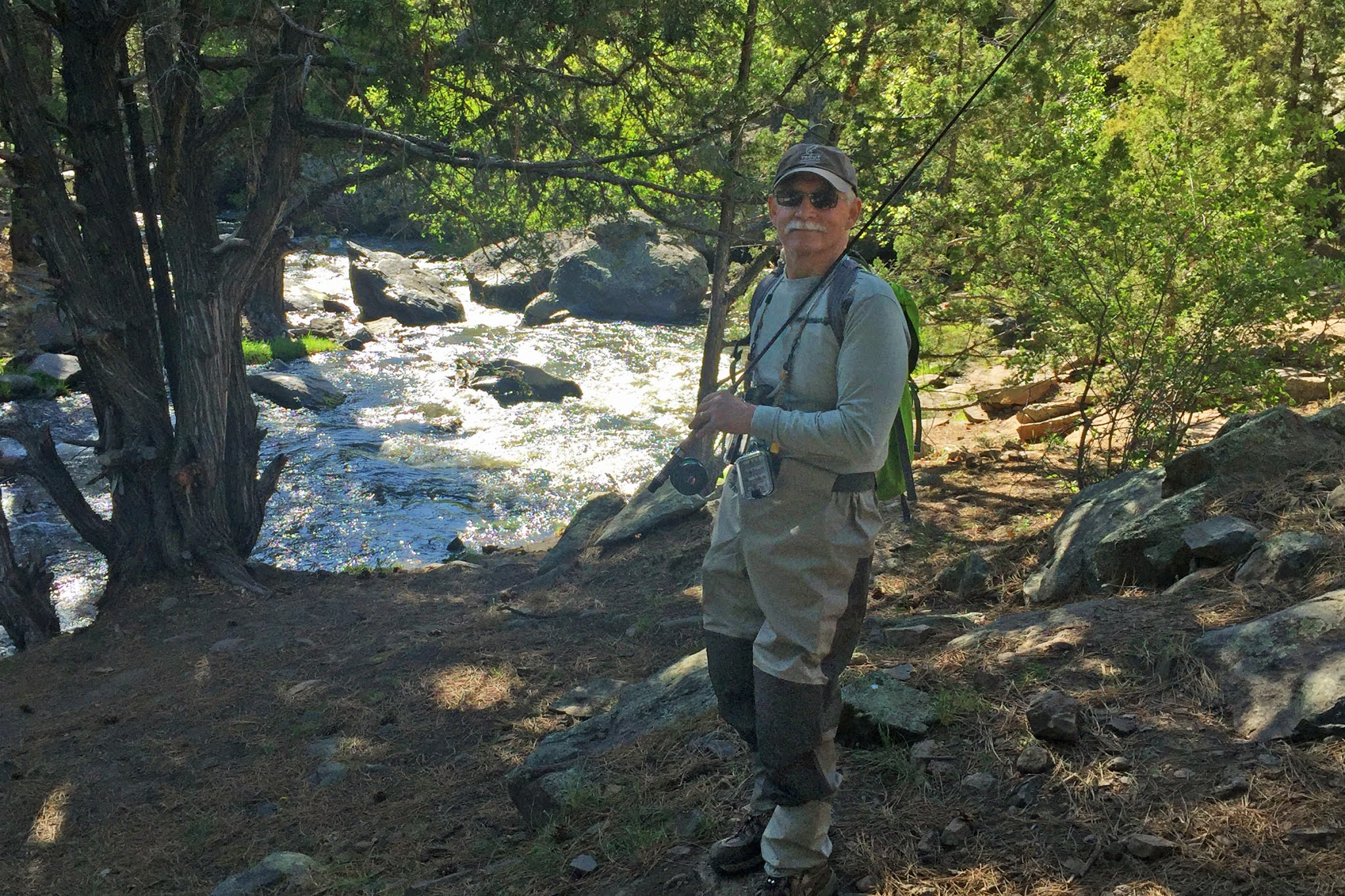 Southern Utah's Pine Valley Recreation Area - FisherDad